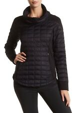 NWT- The North Face Thermoball Quilted Pullover Jacket, Black - Small