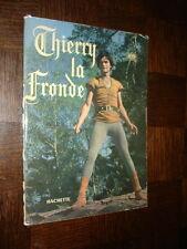 UNE AVENTURE DE THIERRY LA FRONDE - J.-C. Deret 1964 - ORTF - J.-C. Drouot