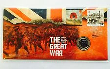 2016 - THE GREAT WAR PNC 'Arrival On The Western Front'  #2101/2500