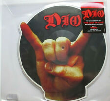 DIO - The Last in Line -LIVE (2019) UK Picture SHAPE DISC