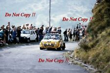 Carlo Capone Fiat Ritmo 75 Abarth San Remo Rally 1981 Photograph 1