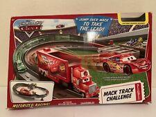 Disney Cars Mack Truck - Race O Rama Race Track Challenge Playset