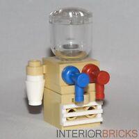 LEGO Furniture: Water Cooler - Home or Office - Custom Design   [minifigure,set]