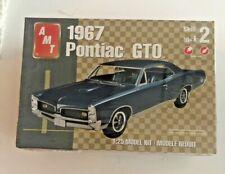 FS 2004 MODEL KIT AMT 1967 Pontiac GTO