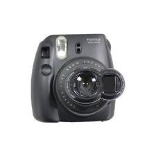 Close Up Lens+Selfie Mirror f/ Fujifilm Instax Mini 8 7s Polaroid 300 -Black
