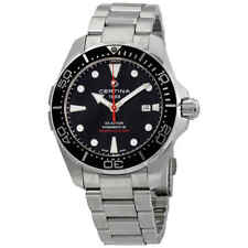 Certina DS Action Diver Automatic Watch C0324071105100 Black Dial