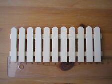 ***NEU        Zaun 16 cm für Puppenstube oder Krippe         1:12    NEU***