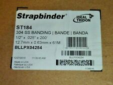 ITW Srapbinder ST184 1/2