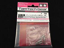 Tamiya 40538 GT-01 GB-01 Aeration Damper Attach Bolt 4pcs.