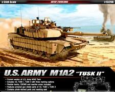 1/35 U.S.ARMY M1A2 TUSK II #13298 Academy Model Kit With Free Shipping + Gifts