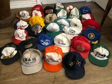 33 VTG Snapback Trucker Mesh Hats Auto Popeye s Lone Star Beer Texas Patch cb2e465c426b