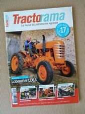 Tractorama n°17, Labourier LD15, Allgaier A22, Vendeuvre, Merlin 531, SFV Super