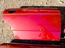 Jaguar XJ40 XJ6 door stripped shell Flamenco Red CFH 1993 1x door