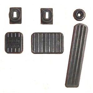 Pedal & Seal Set for 1946-1948 Dodge - DeSoto - Chrysler w/Fluid Drive