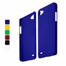 Hülle für LG Q6 (Hardcase) Schutzhülle Tasche Cover - Farbwahl