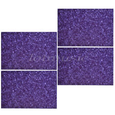 4pcs purple pearl 435mmX290mm Guitar Blank scratch plate sheets