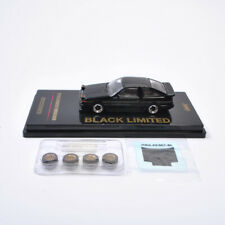 Inno 1:64 delivers wheels to TOYOTA AE86 sports car model