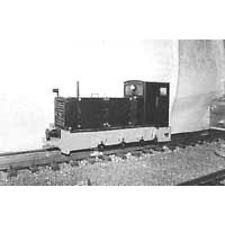 Bauplan Feldbahn-Diesellok HK 130C Modellbau