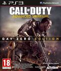 CALL OF DUTY ADVANCED WARFARE DAY ZERO EDITION --- pour PS3
