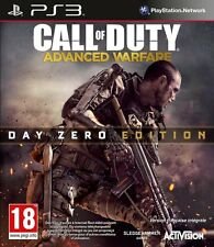 CALL OF DUTY  ADVANCED WARFARE  DAY ZERO EDITION       ---   pour PS3