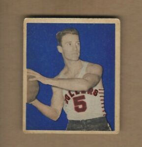 1948  BOWMAN  BASKETBALL  KENNY  SAILORS  #  12