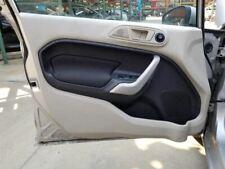 11-13 Ford Fiesta OEM Front Driver Door Trim Panel CE8Z5423943DB