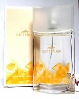 NEW AVON Silky Soft Musk Eau de Toilette Spray Perfume Genuine 50ml NEW FOR 2016