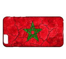 Coque iPhone PLUS 8+ Drapeau MAROC 03
