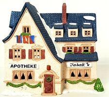 Dept 56 Alpine Village Apotheke 65407 Retired 1997