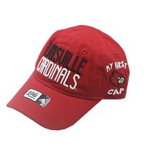 Louisville Cardinals NCAA Adidas Baby Infant Size Hat Cap One Size Fits Most New