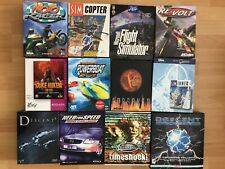 Big Boxes - PC games (12x box+cd-rom)