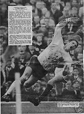 More details for original signed picture . alan ball early 1960s