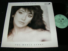 KATE BUSH The whole story / CSSR LP 1988 OPUS 9113 2056