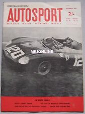 AUTOSPORT magazine 4/12/1964 featuring Mini-Buick