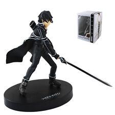 Cool ! S.A.O. Sword Art Online Kirito 15cm PVC Figure New In Box
