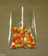 """100 -  6""""x12"""" CRYSTAL CLEAR FLAT CELLO OPEN END BAGS"""