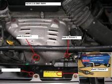 Toyota Rav4 2.0 Vvti 1azfe Oxigeno Sonda Lambda p1155 p0136 89465-42090