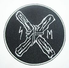 Gebo honor rune iron on patch rockabilly punk 88 - 40