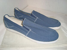 American Rag Size 13 M SWIFT Blue Canvas Fashion Sneakers New Mens Shoes