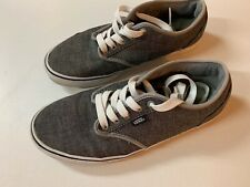 Vans TB4R Classic Skate Shoe Sneakers Off the Wall Men's 9.5 Excellent Condition