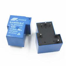 1Pcs SLA-05VDC-SL-C 30A 250VAC 30VDC 6 pin 1NO 1NC T90 Coil Relay PCB Type
