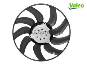 Valeo OEM Radiator Fan 8K0959455R Right 350mm For Audi A4 Q5 PORSCHE Macan