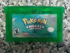 Pokemon Emerald - Gameboy Advance - GBA - Genuine - CART ONLY