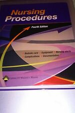 Nursing Procedures Springhouse Publishing   Hardcover step by step instructions