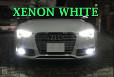 Audi A5 B8 2007+ BRIGHT XENON 6000K WHITE SMD LED Fog Light Bulbs