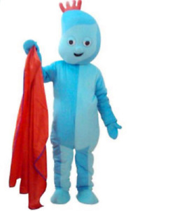 Iggle Piggle Mascot Costume Actual Pictures Halloween fancy dress Adults outfits