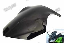 Windscreen Windshield Screen Smoke Fit 11-16 KAWASAKI Ninja 1000 Z1000X Z1000 SX