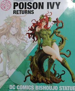Kotobukiya DC045 DC Comics Bishoujo Poison Ivy Returns 1/7 Figure Authentic