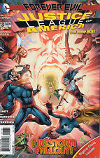Justice League Of America #13 (NM)`14 Kindt/ Barrows (Combo)