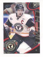 2004-05 Quebec Remparts (QMJHL) Josh Hennessy (Providence Bruins)